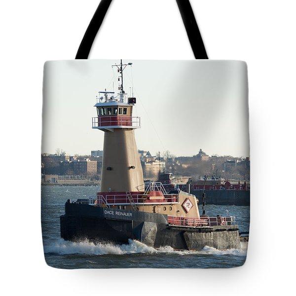 Tugboat Dace Reinauer Tote Bag