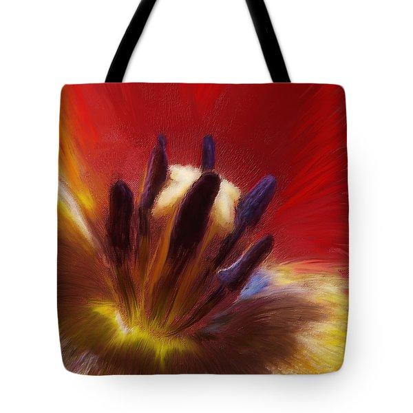 Tulip 1 Tote Bag