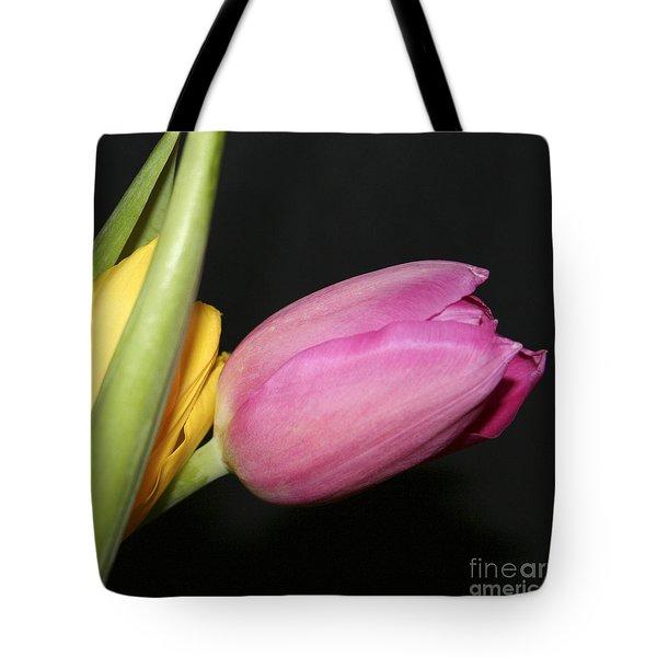Tulip 2 Tote Bag