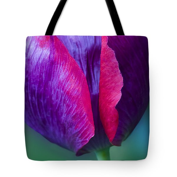 Tulip Bright  Tote Bag