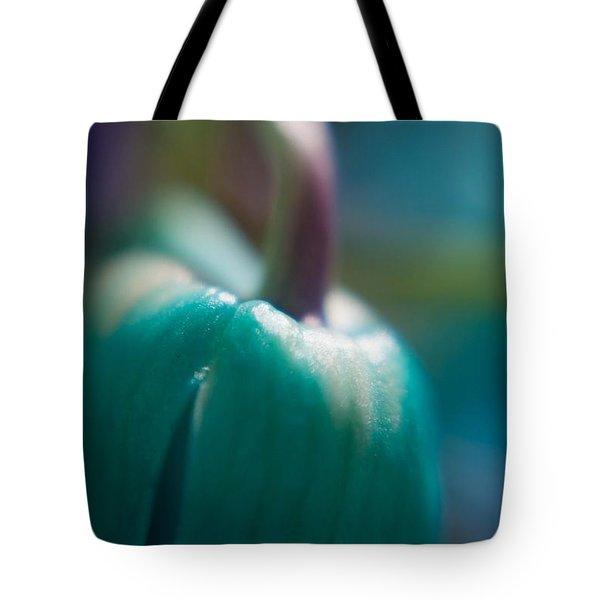 Tulip Bud Tote Bag