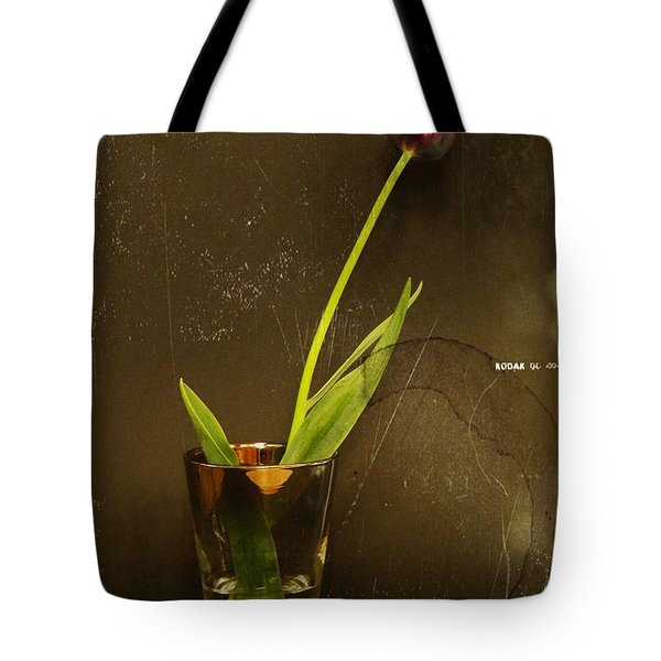 Tulip  Tote Bag by Chris Berry