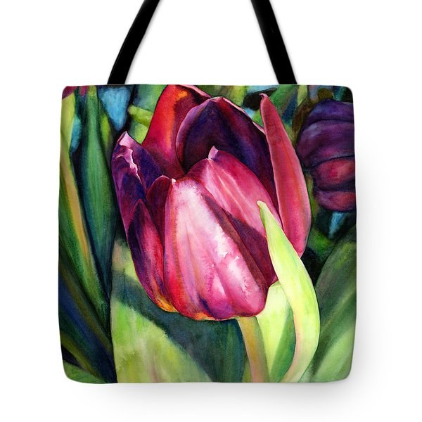 Tulip Delight Tote Bag