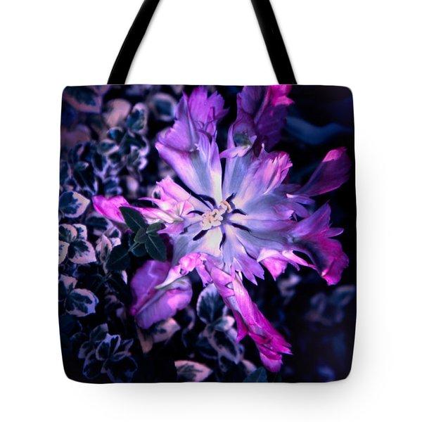 Tulip Fantasy Tote Bag