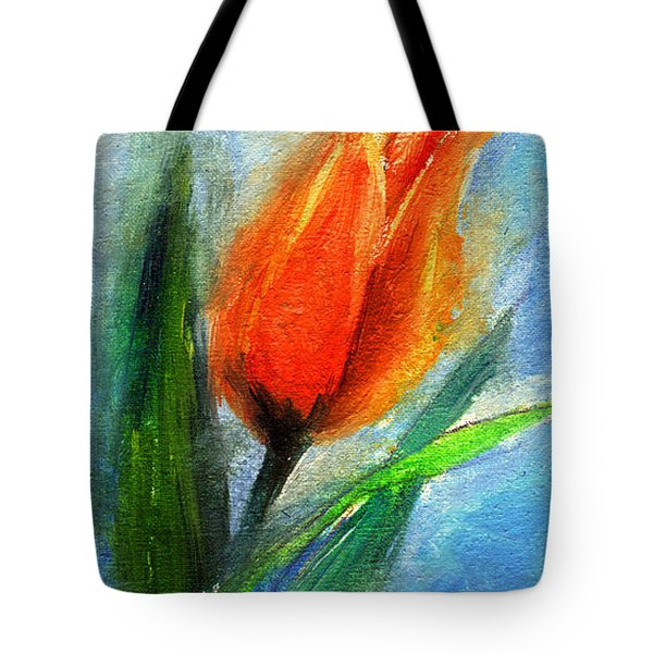 Tulip - Flower For You Tote Bag