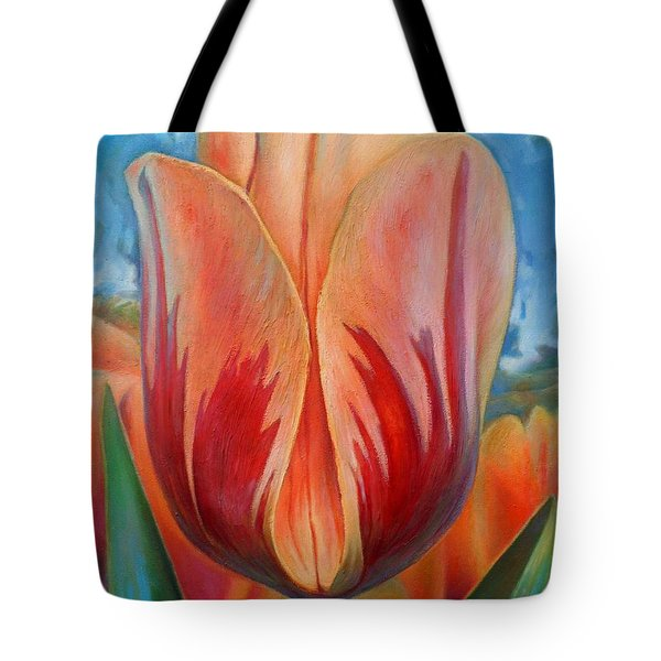 Tulip Tote Bag