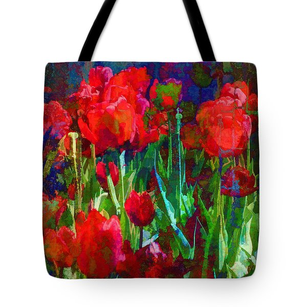 Tulip Jubilee Tote Bag