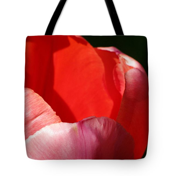 Tulip Tote Bag by Katie Wing Vigil