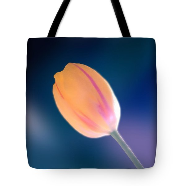 Tulip Tote Bag by Marcin and Dawid Witukiewicz