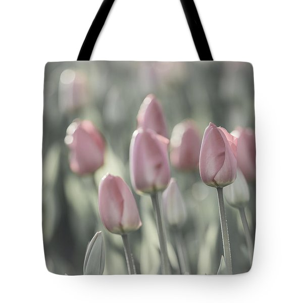 Tulip Patch Tote Bag