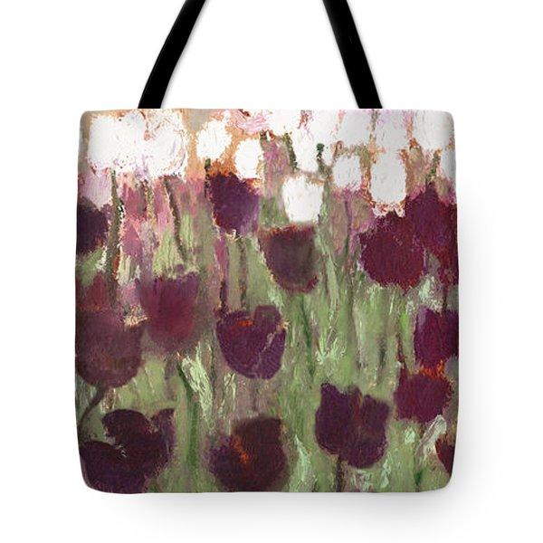 Tulip Riot Il Tote Bag