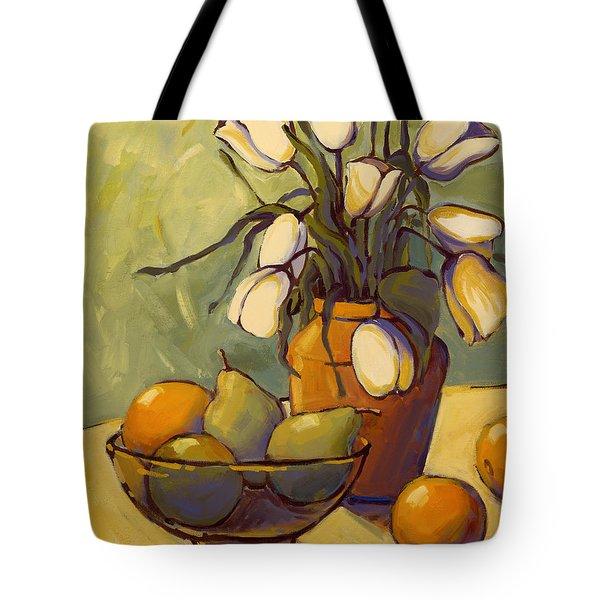 Tulips 2 Tote Bag
