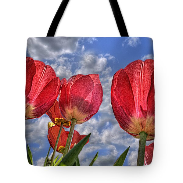 Tulips Are Better Than One Tote Bag