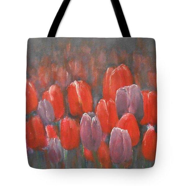 Tulips Blossom 2 Tote Bag