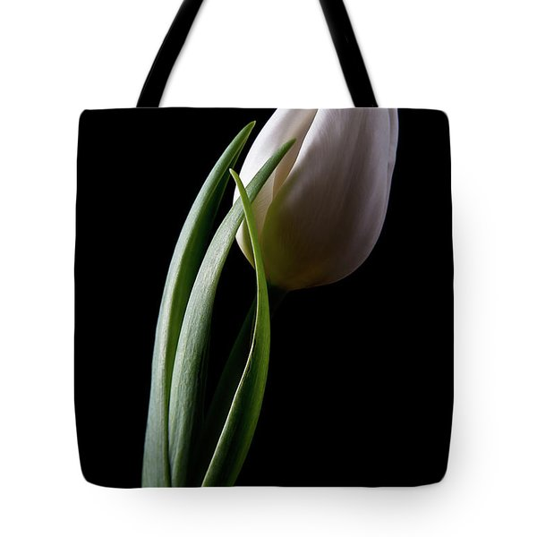 Tulips IIi Tote Bag by Tom Mc Nemar