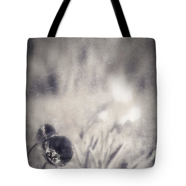 Tulips Tote Bag by Silvia Ganora