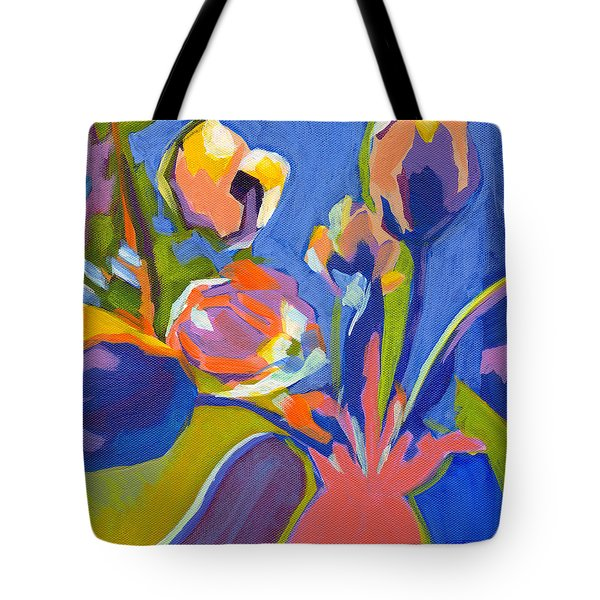 Tulip Variations  Tote Bag