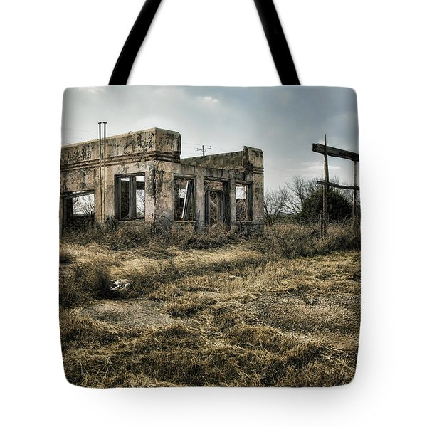 Tumble Down Tote Bag by Joan Carroll