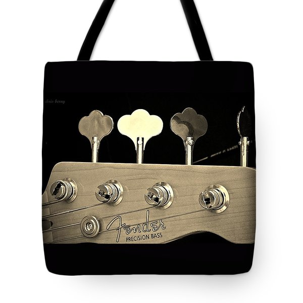 Fender Precision Bass Tote Bag
