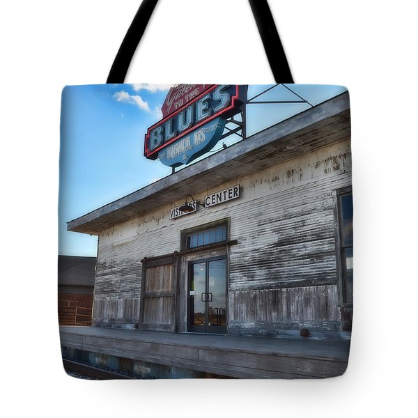 Tunica Gateway To The Blues Tote Bag