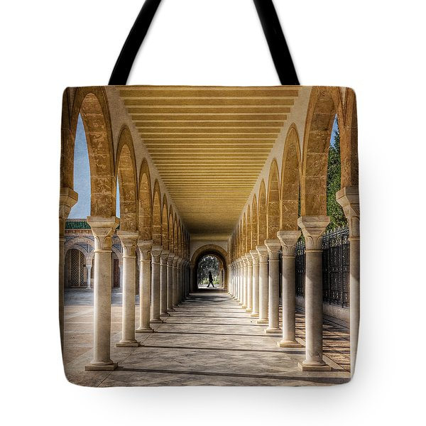 Tunisian Arches / Monastir Tote Bag