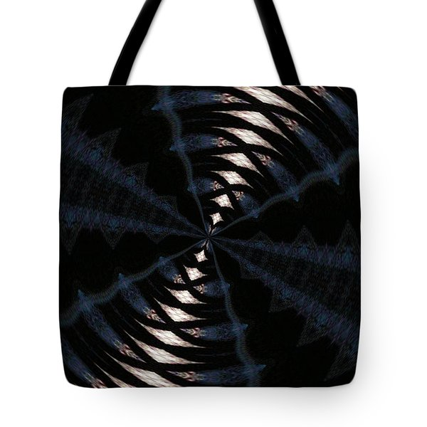 Tote Bag featuring the photograph Tunnel by Robyn King