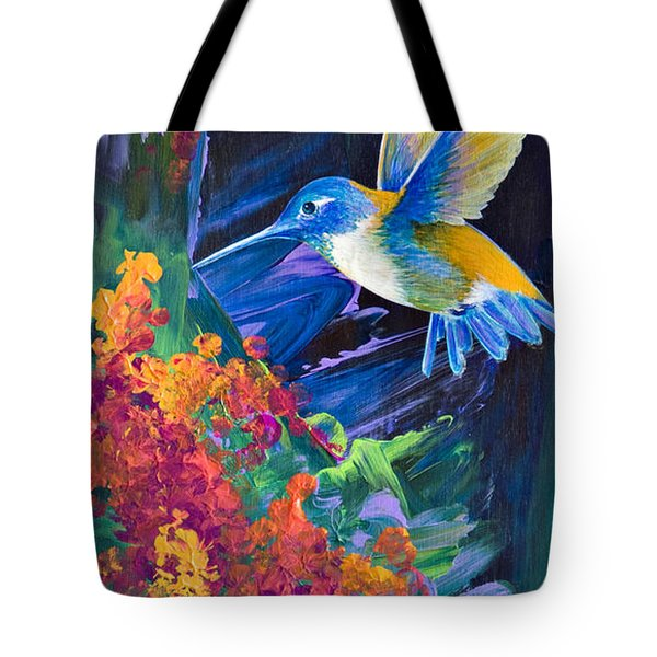 Tunnel Vision Tote Bag by Tracy L Teeter