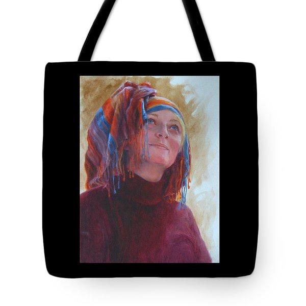 Turban 1 Tote Bag