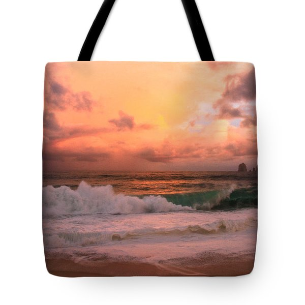 Tote Bag featuring the photograph Turbulence  by Eti Reid