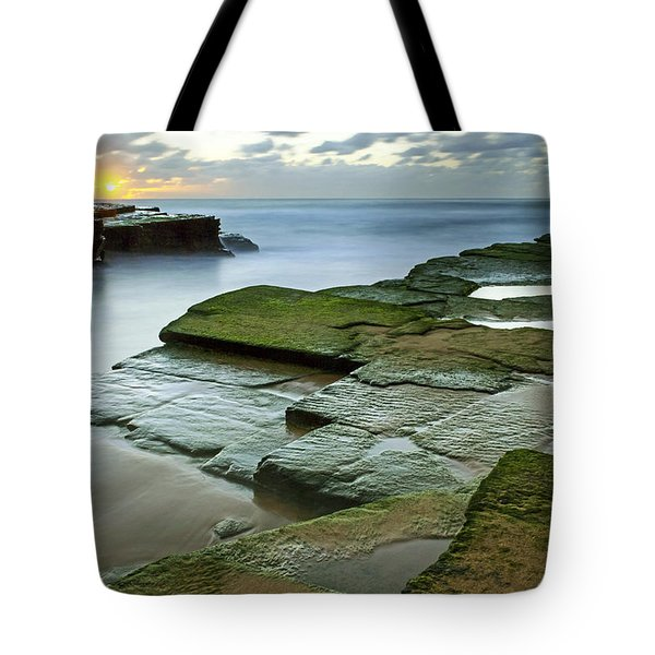 Turimetta Beach Sunrise Tote Bag