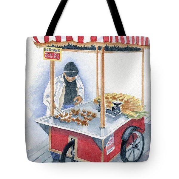 Turkish Fast Food Tote Bag