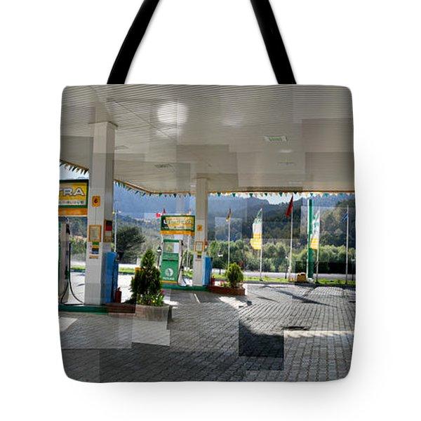 Turkish Gas Tote Bag