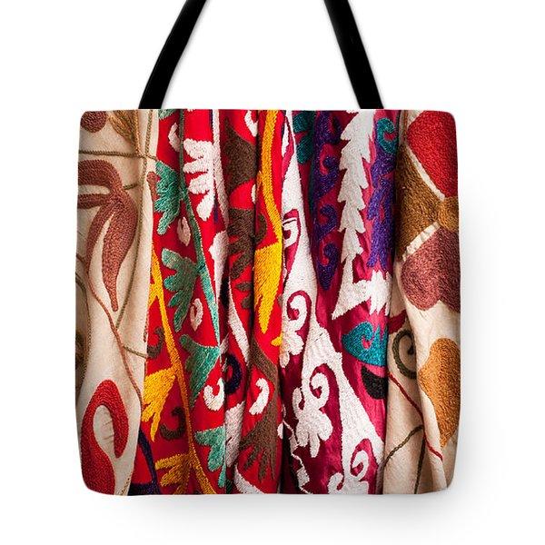 Turkish Textiles 04 Tote Bag