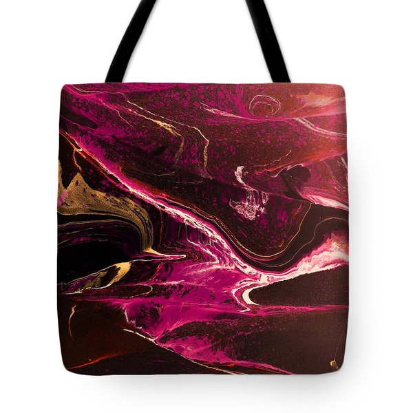 Tote Bag featuring the photograph Turmoil by Mike Breau
