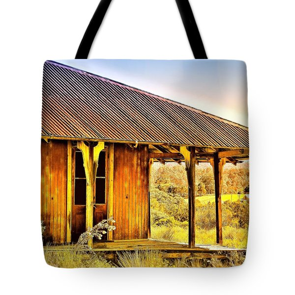Tote Bag featuring the photograph Turn Back Time by Wallaroo Images
