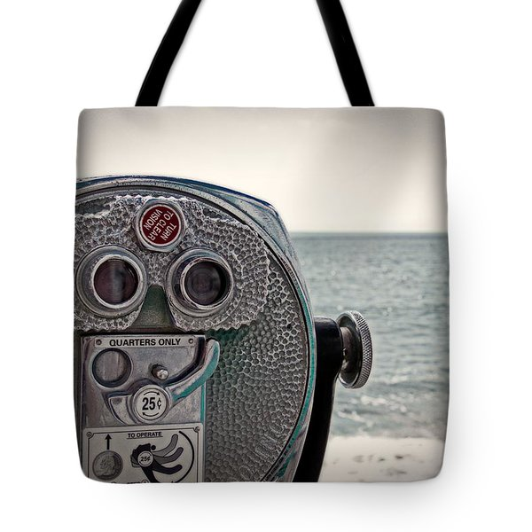 Turn To Clear The Ocean Tote Bag by Tom Gari Gallery-Three-Photography