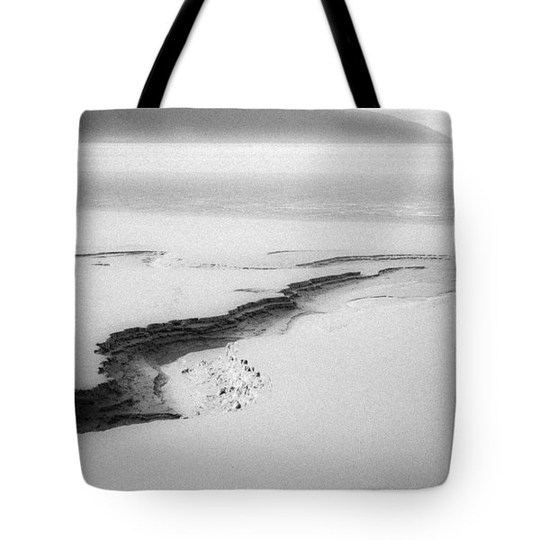 Turnagain Silk Tote Bag