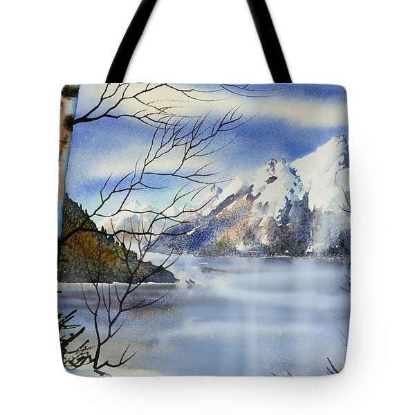 Turnagain View Tote Bag