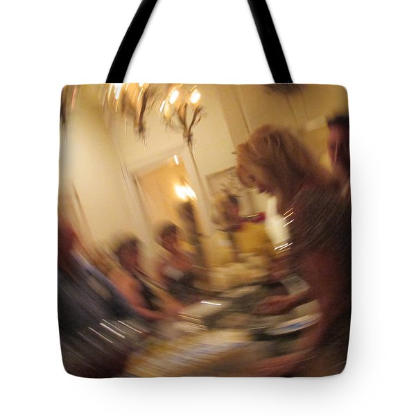 Turning 40 Tote Bag