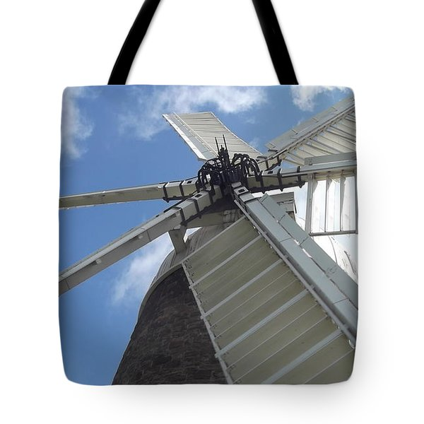 Turning In The Wind Tote Bag by Tracey Williams