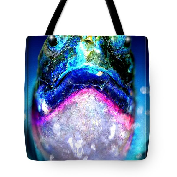 Tote Bag featuring the digital art Turtle by Daniel Janda