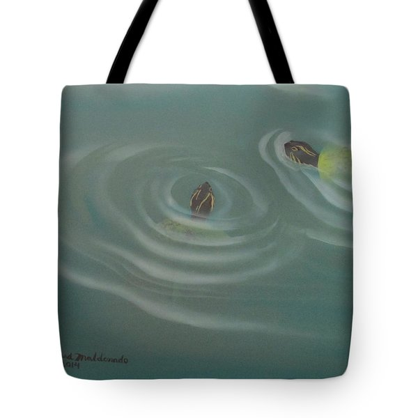 Turtle Pond IIi Tote Bag