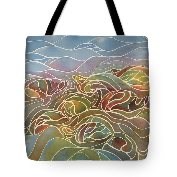 Turtles II Tote Bag