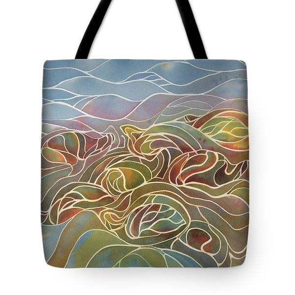 Turtles II Tote Bag