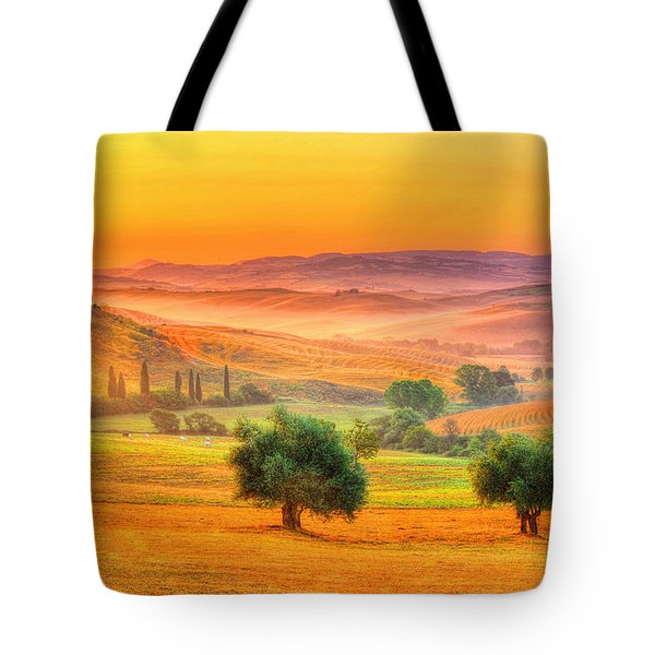 Tuscan Dream Tote Bag