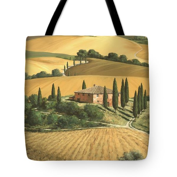 Tuscan Gold  Tote Bag