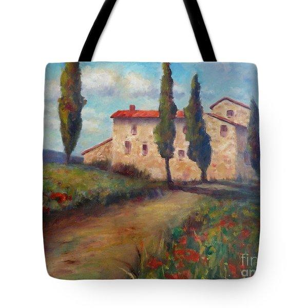 Tuscan Home Tote Bag