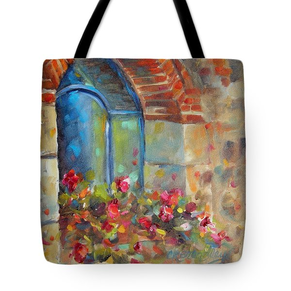 Tuscan Reflections Tote Bag