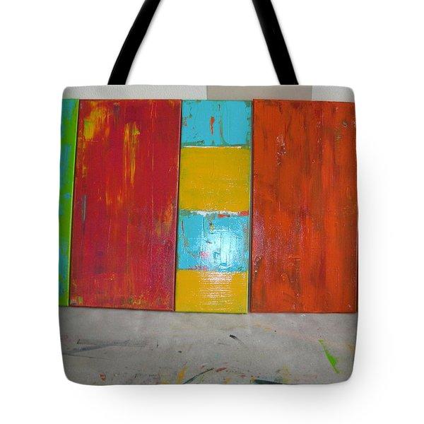 Tuscany Seasons Tote Bag