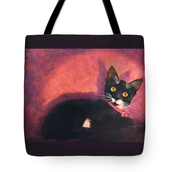 Tux Tote Bag by Blue Sky
